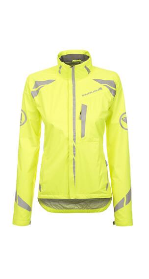 Endura Luminite II Naiset takki , keltainen
